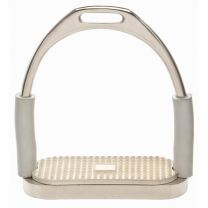 Flexible Shank Stirrup Irons Stainless Steel