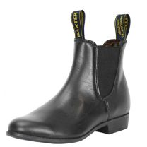 Baxter Appaloosa Boots Black Adults