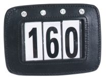 Competition Numbers Grainge 3 Bridle