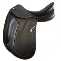 Prestige Passion K Dressage Saddle Black