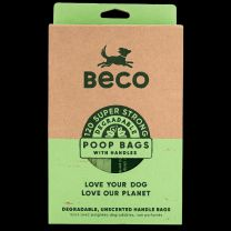 Poo Bag Beco 120pack with Handles