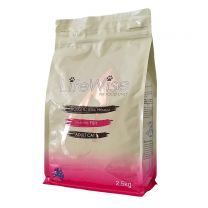 Lifewise Cat Grainfree Ocean Fish & Lamb & Vegetables 2.5kg
