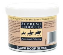Supreme Hoof Gloss Black 450ml