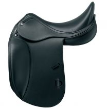 Prestige X D1 Dressage Saddle Black