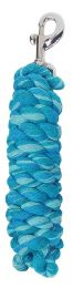 Cotton Lead Rope 1.9mt Turquoise Mix