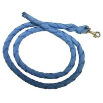 Horsemaster Braided Poly Lead 1.8mt Ice