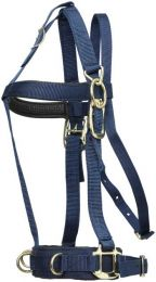 Lunge Cavesson Deluxe Zilco Navy Full