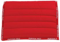 Puffer All Purpose Saddlecloth Red