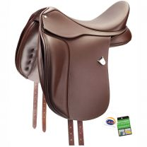 Bates Hart Dressage Saddle Brown