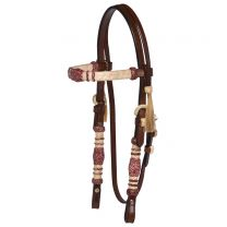 Western Bridle Braided & Tassel