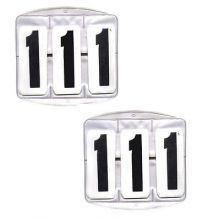 Competition Numbers New Set 3 Square