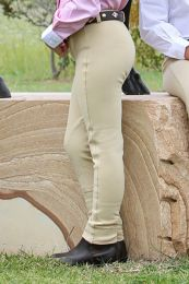 Peter Williams Pull On Jodhpurs Black Childs
