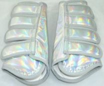 Hologram Front Boots
