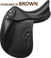 Prestige Venus K Dressage Saddle Tobacco