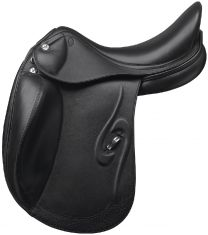 Prestige Venus K Dressage Saddle Black