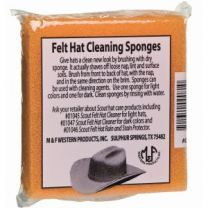 Hat Cleaning Pads Pack of 2
