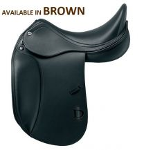 Prestige X D1 Dressage Saddle Tobacco