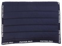 Puffer All Purpose Saddlecloth Navy by order