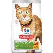 Hills Cat Adult Youthful Vitality 7+ 1.4kg