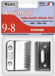 Wahl Adjustable Clipper Blade Coarse