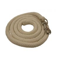 Rancher Natural Cotton Lead Rope