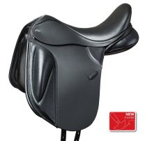 Thorowgood T8 Surface Block Dressage Saddle Black