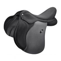 """Wintec 2000 High Wither All Purpose Hart Saddle Black 44cm 17.5"""""""