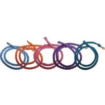 Horsemaster Braided Poly Lead 1.8mt Pink