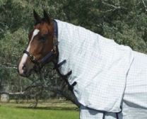 Eurohunter Grand National Deluxe Neck Rug